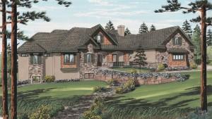 Mountain Home - BB Kern Designs - Colorado