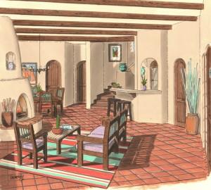 Southwestern Home - BB Kern Designs - Colorado